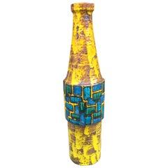 High Ceramic Vase, circa 1960