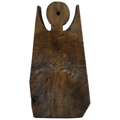 French, 19th Century, Wooden Chopping/Cutting Board