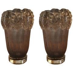 Murano Glass Vase, Venice, Italy