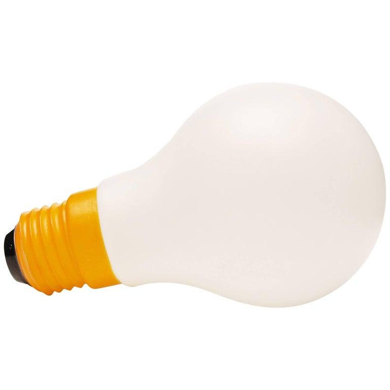 ingo maurer bulb lamp 1968 for sale at 1stdibs. Black Bedroom Furniture Sets. Home Design Ideas