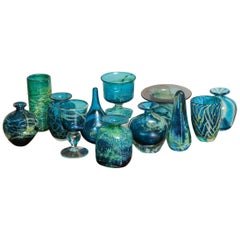 Collection of Maltese Studio Glass