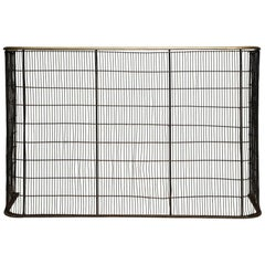 Large and Impressive English Fire Screen
