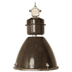 Type II Linz G Industrial Light with Glass