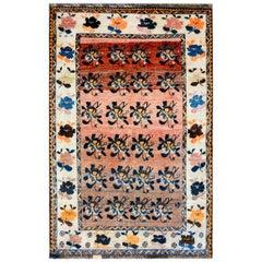 Unique Late 19th Century Shiraz Rug