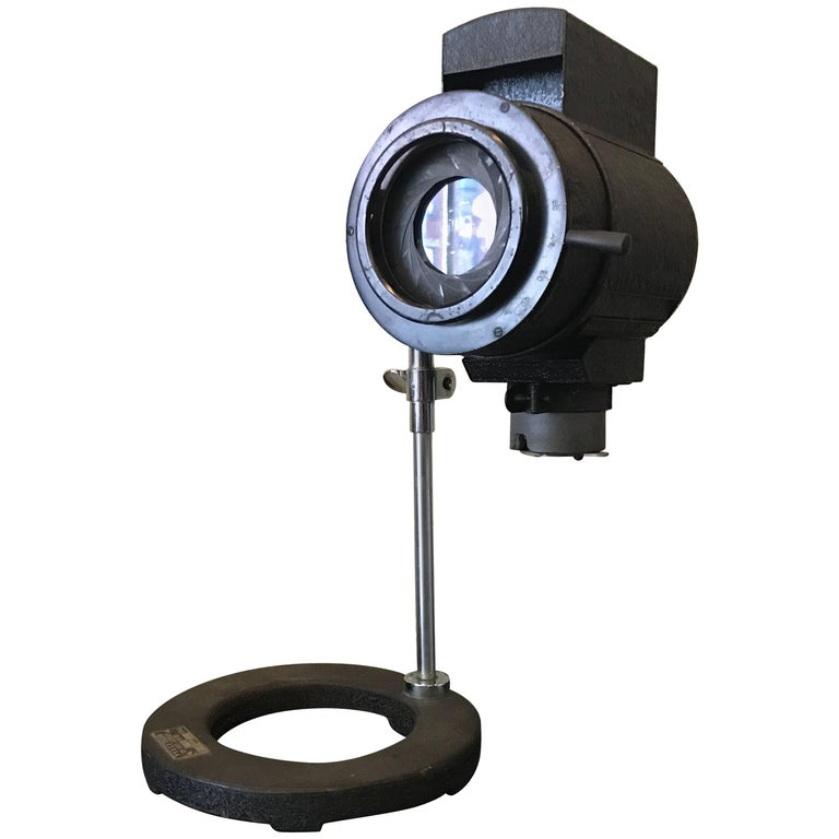 Industrial Articulating Microscope Illumination Lamp