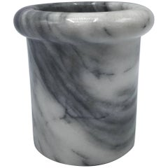 1960s, Italian Marble Pen Cup Holder