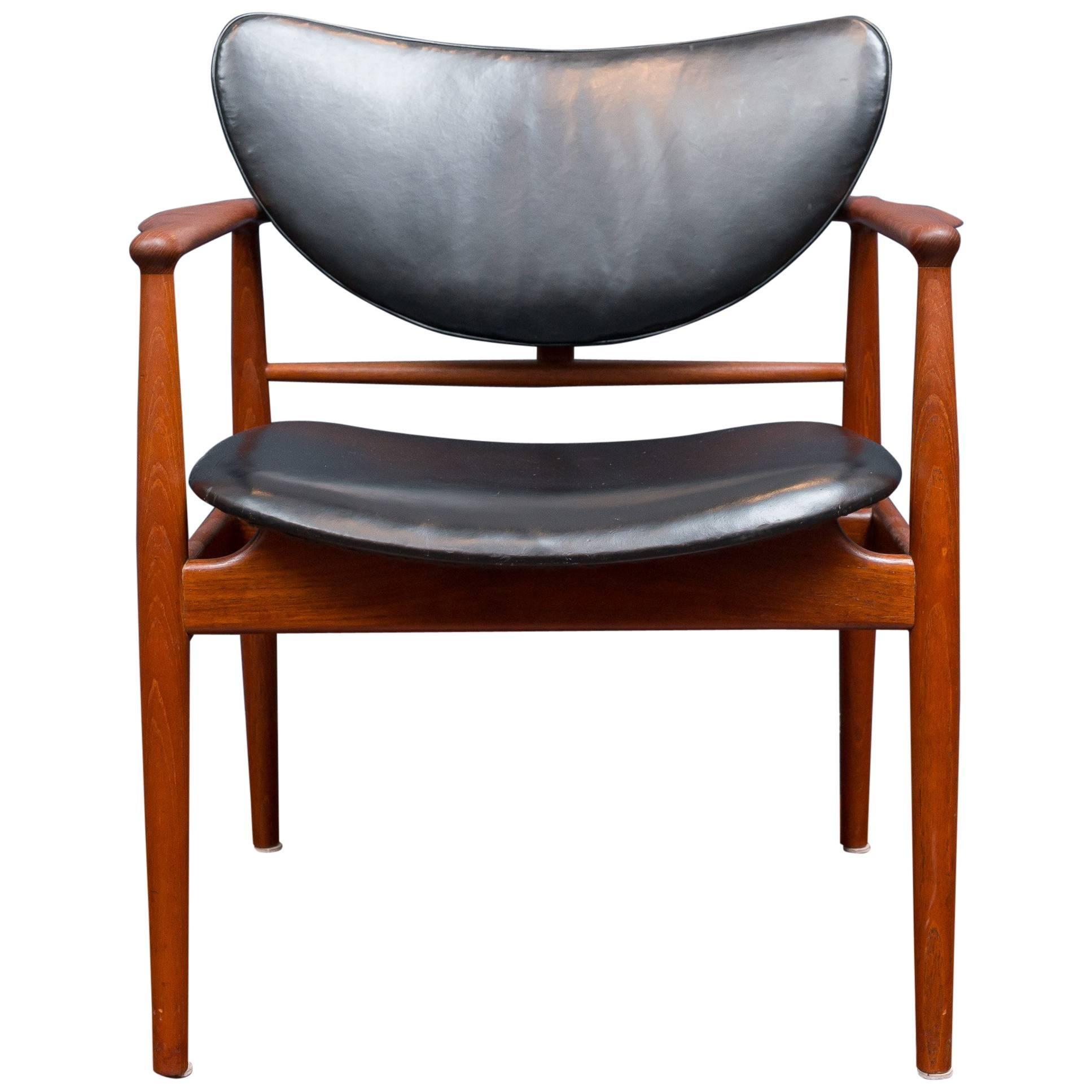 Finn Juhl NV 48 Chair for Niels Vodder