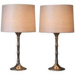Pair of Ingo Maurer Table Lamps