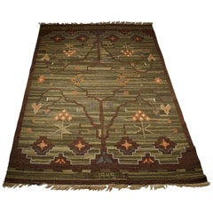 Rug Anonymous, Sweden, 1942