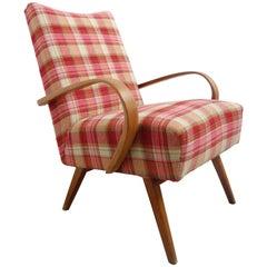 Czechoslovakia Chair in the Style of Jindrich Halabala
