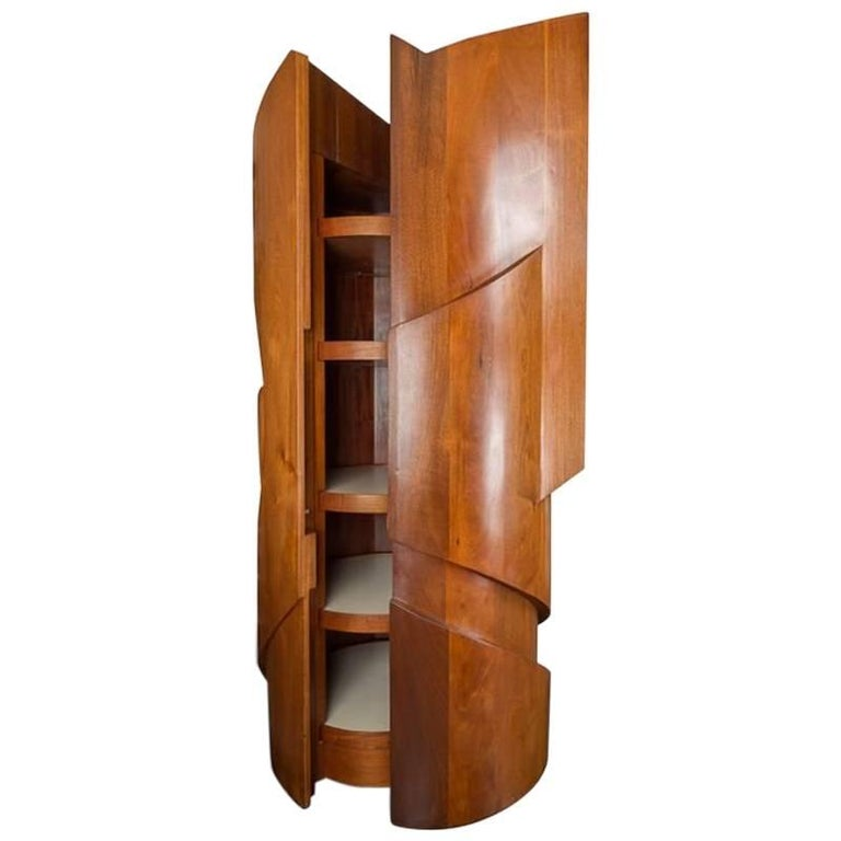 "Michael Coffey, ""Titan"" Monumental Bar Cabinet, United States, 1978 For Sale"