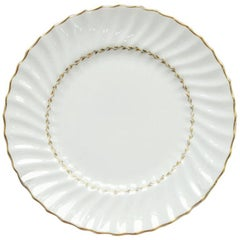 Set Of Eight Royal Doulton Gilded Age Dinner Plates At 1stdibs