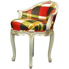Amazing Vintage French Louis Xv Style Swivel Vanity