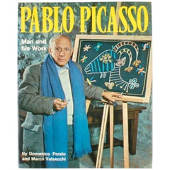 Pablo Picasso, Man and His Work, First English Edition