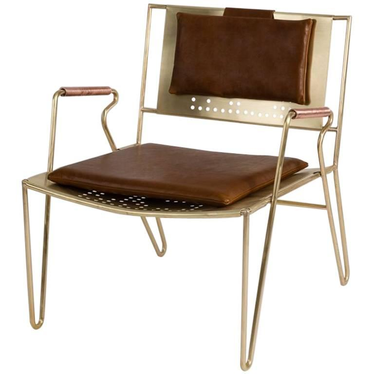 Thad Hayes, Contemporary Lounge Chair, United States, 2017 For Sale