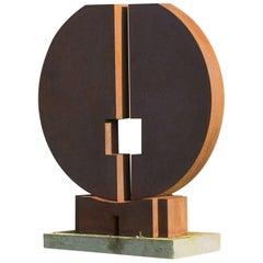 Marino Di Teana, Aube, Monumental Sculpture, France, 1977-2017