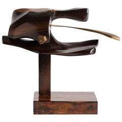 """Fred Brouard, """"Drôle d'Oiseau,"""" Sculpture, France, 1992"""