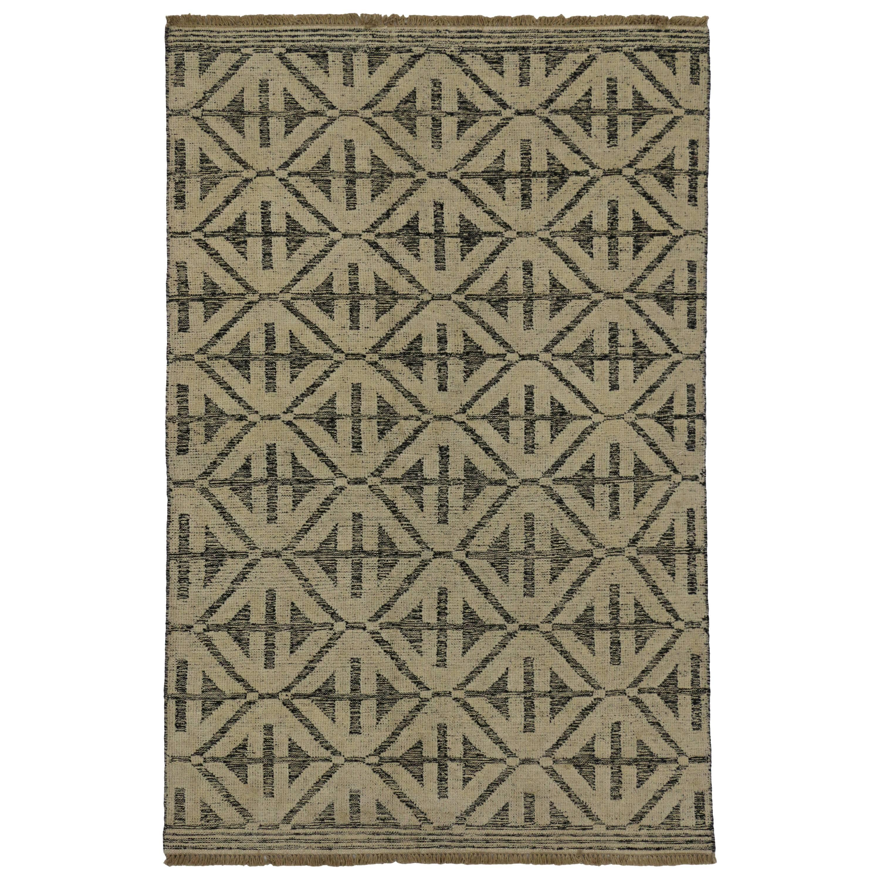 Modern rug texture Seamless High And Low Texture Rug With Contemporary Modern Style Geometric Accent Rug For Sale 1stdibs High And Low Texture Rug With Contemporary Modern Style Geometric