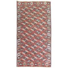 Antique Turkeman Tekke Rug