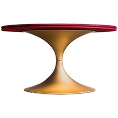 Pedestal Dining Table by P.Gavazzi
