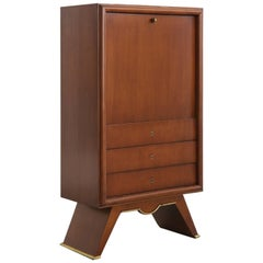 1940s French Secretary Cabinet