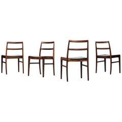 Arne Vodder Dining Chairs Model 430 by Sibast Møbelfabrik in Denmark