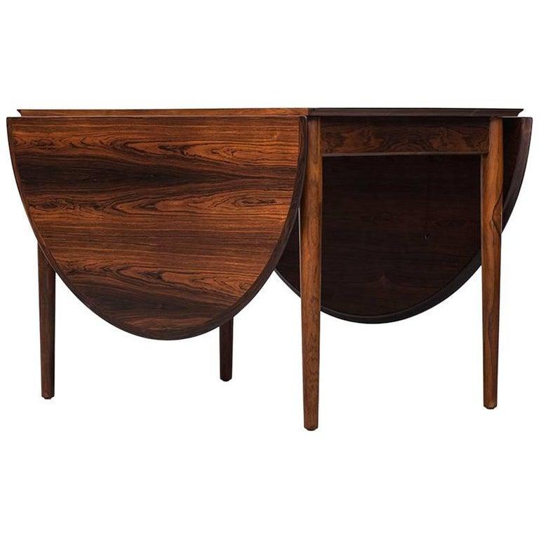 Arne Vodder Dining Table Model 227 by Sibast in Denmark