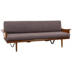 1960s, Edvard & Tove Kindt Larsen Sofa for Gustav Bahus