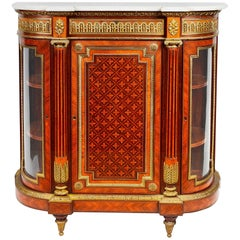 Louis XVI Style 19th Century Side Cabinet