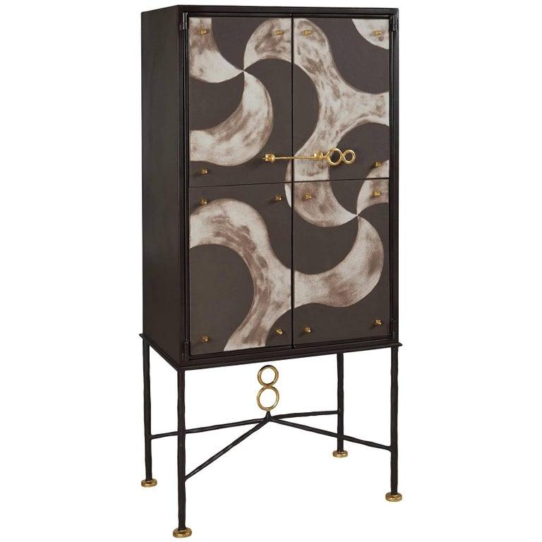 "Cabinet ""Arabesque"" For Sale"
