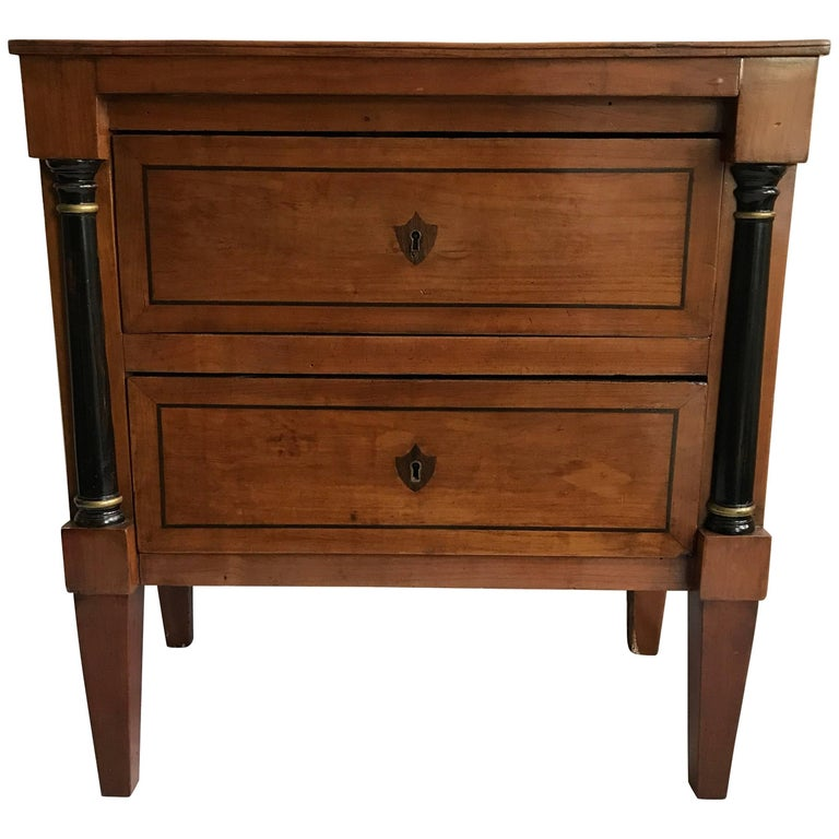 Empire Style Commode or Small Chest 1