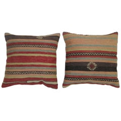 Set of Turkish Kilim Pillows