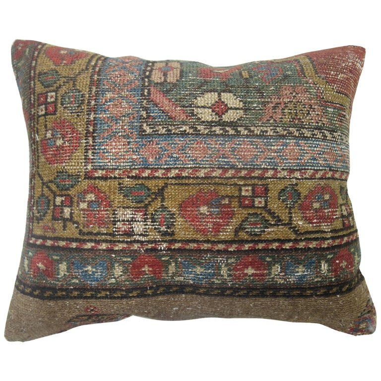 Persian Serab Rug Pillow