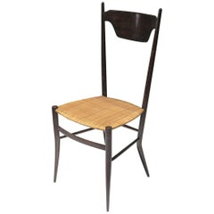 High Back Chiavari Chair by Sanguineti for Colombo