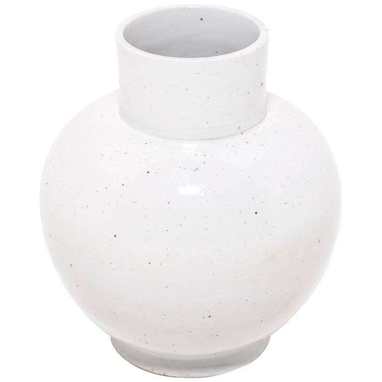 Chinese Cloud Bottleneck Vase