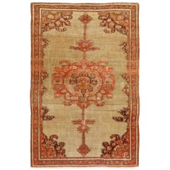 Antique Persian Malayer Carpet