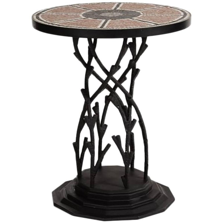 Bill Willis, Occasional Table, Morocco, Late 20th Century, France, 2017 For Sale