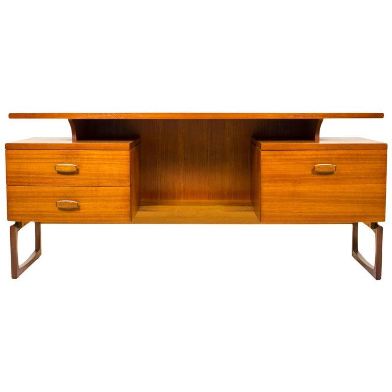 G plan e gomme quadrille desk dressing table 1960 mid for G plan bedroom furniture for sale