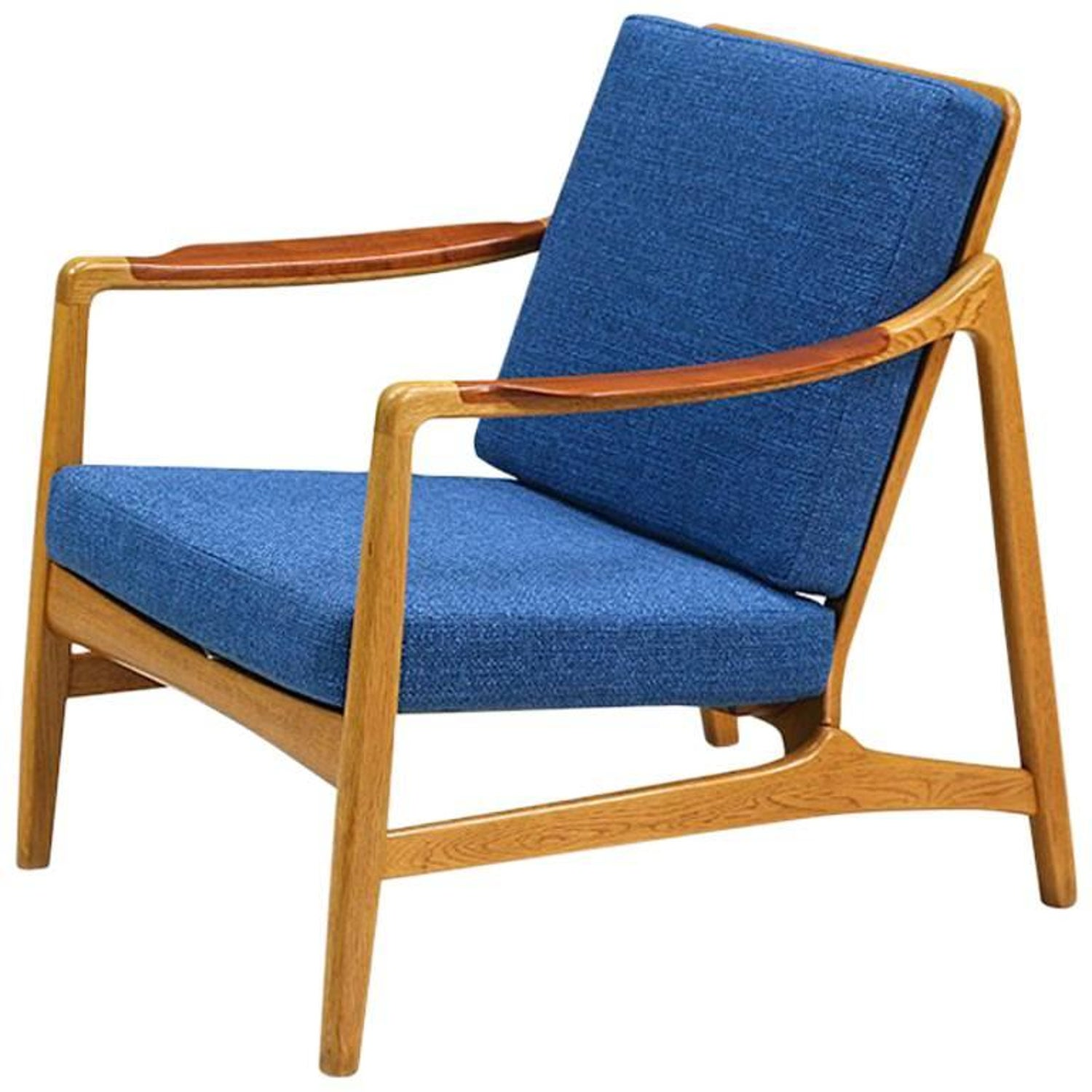 tove and edvard kindt larsen u0027fireplace u0027 lounge chair in original