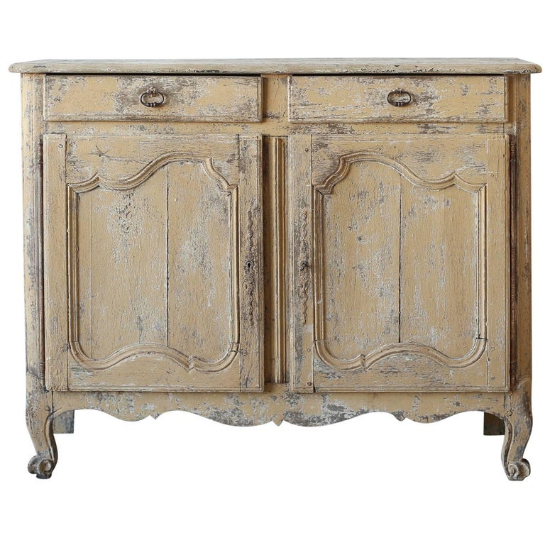 Antique French Oak Sideboard, 1800