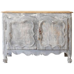 French Antique Sideboard, 1890
