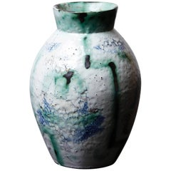 French Ceramic Vase