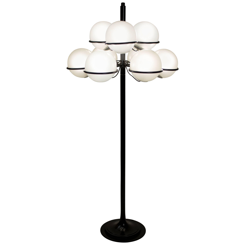 Gino Sarfatti Floor Lamp for Arteluce
