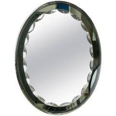 Italian Cristal Art Mirror