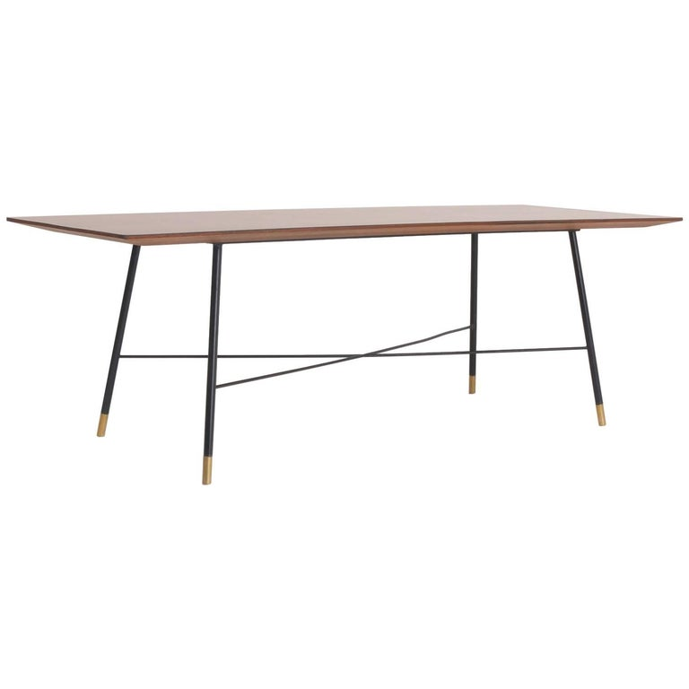Ico Parisi Rectangular Coffee Table For Cassina Circa 1950 For Sale At 1stdibs