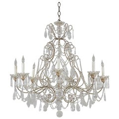 Italian Eight-Light Chandelier