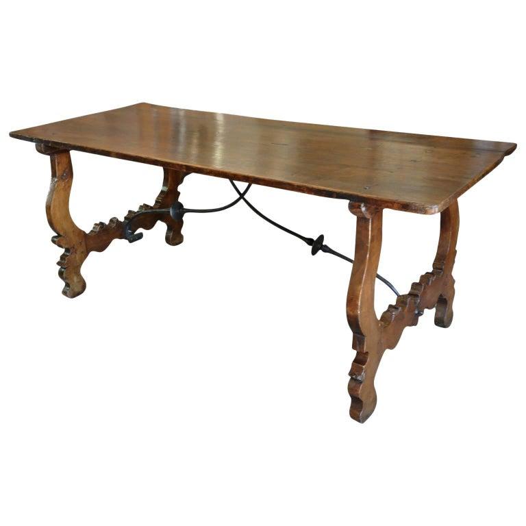 18th Century Spanish Dining Table