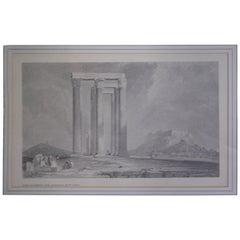 Framed Print by Edward Francis Finden