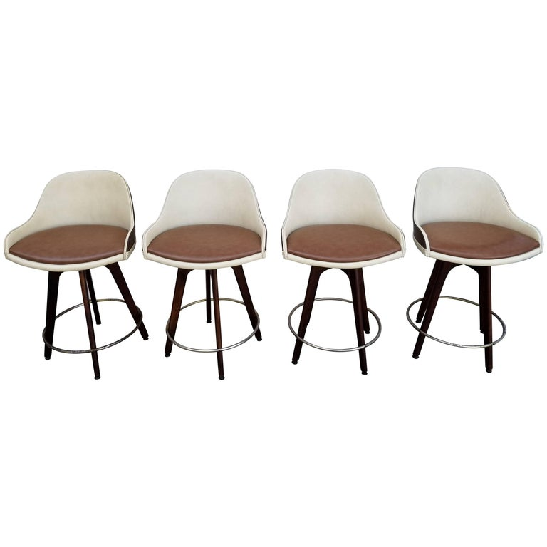 Bar Stools By Chet Beardsley For Sale At 1stdibs