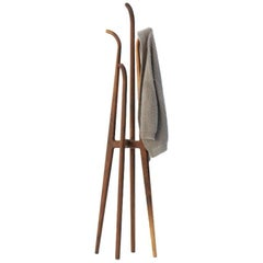 Alex Earl the Simon Coat Stand Solid Timber
